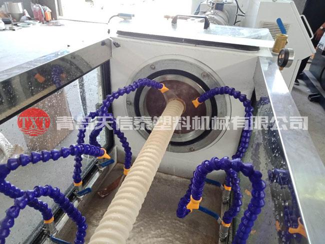 山东PVC预应力波纹管设备
