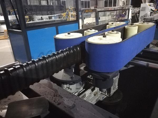 预应力扁管生产线