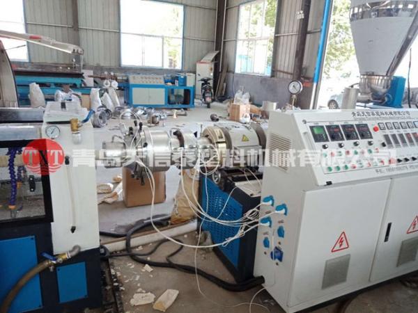 PVC碳素螺旋管设备